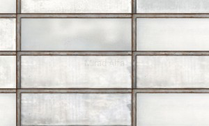 DIESEL -  INDUSTRIAL GLASS WHITE  10X15